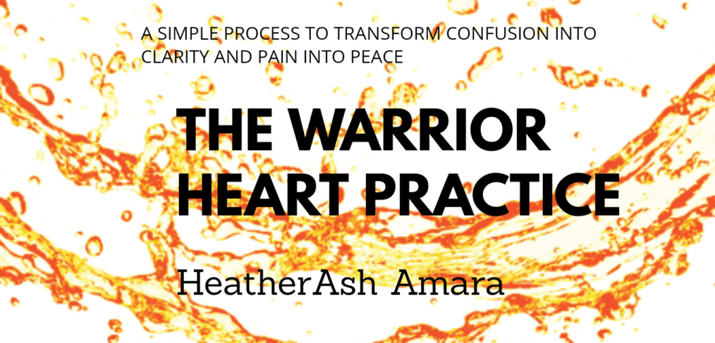 the Warrior Heart Practice with certified facilitator Isabella Rose